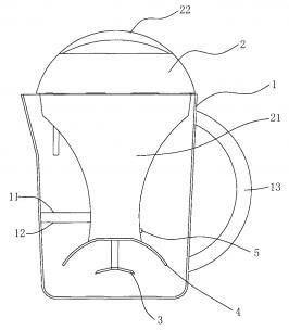 豆浆机结构-智农361-国际农业专利展示交易平台